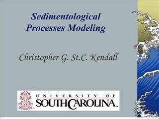 Sedimentological  Processes Modeling