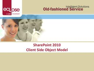 SharePoint 2010  Client Side Object Model