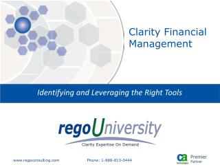 Clarity Financial  Management
