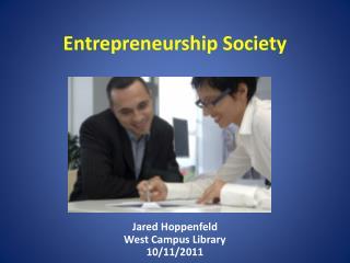 Entrepreneurship Society