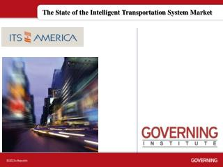 The State of the Intelligent Transportation System  Market