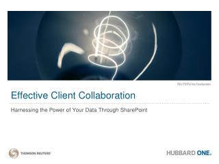 Effective Client Collaboration