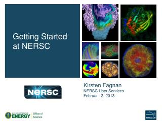Kirsten Fagnan NERSC User Services Februar  12,  2013