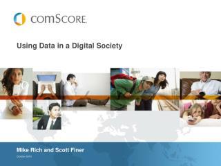 Using Data in a Digital Society