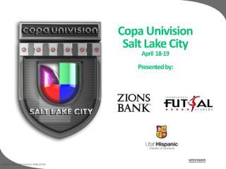Univision Sales / San Francisco-Oakland-San