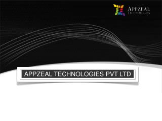 APPZEAL TECHNOLOGIES PVT LTD