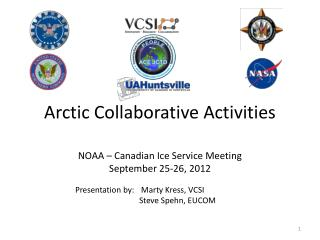 Arctic Collaborative Activities
