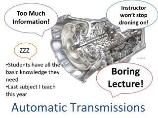 Automatic Transmissions