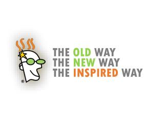 The  Old  Way The  New  Way The  Inspired  Way
