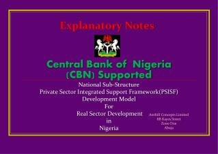 banking reform in nigeria essays This study attempts to determine the causal linkages between banking sector reforms and output growth of manufacturing sector as well as the direction of such causality a selected sample of financial development and manufacturing output of nigeria with annual data between 1970 and 2008 is used and cointegration and.