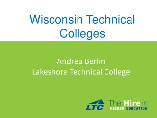 Wisconsin Technical Colleges