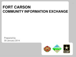 Fort Carson  Community Information Exchange
