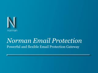 Norman Email Protection