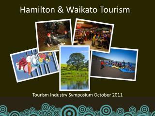 Hamilton & Waikato Tourism