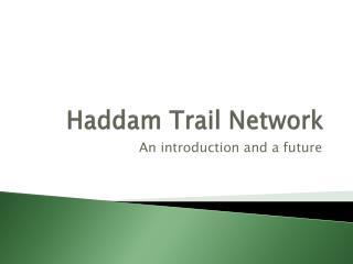 Haddam Trail Network