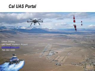 Cal UAS Portal