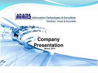 Information Technologies & Consulting