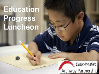 Education Progress Luncheon