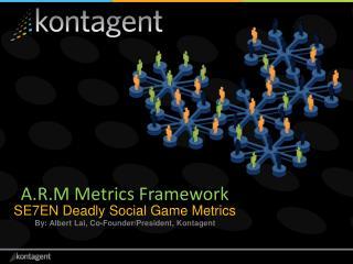 A.R.M  Metrics  Framework