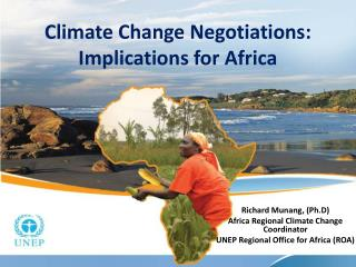 Climate Change Negotiations: Implications for Africa