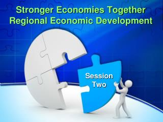 Stronger Economies Together Regional Economic Development