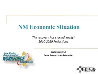 NM Economic Situation