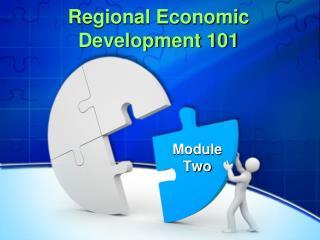 Regional Economic Development 101