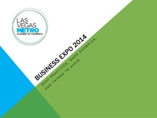BUSINESS EXPO 2014