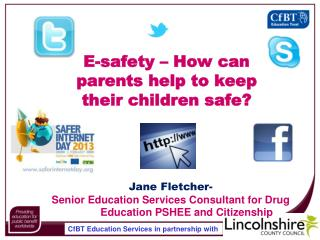E-safety – How can parents help to keep their children safe?