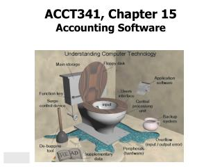 ACCT341, Chapter 15 Accounting Software