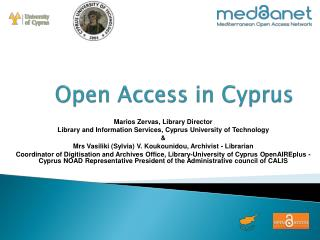 Open Access in  Cyprus