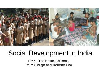 Social Development in India