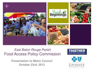 East Baton Rouge Parish Food Access Policy Commission