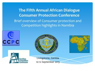 The Fifth Annual African Dialogue  Consumer Protection Conference