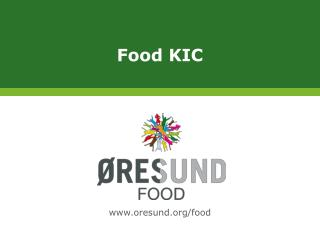 Food KIC