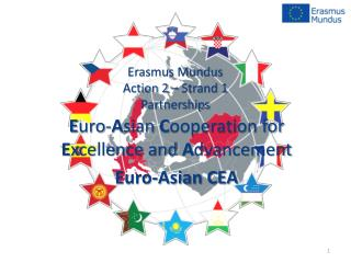 Erasmus Mundus Action 2 – Strand 1 Partnerships