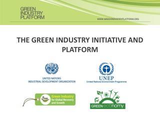 www.greenindustryplatform.org