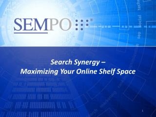 Search Synergy – Maximizing Your Online Shelf Space