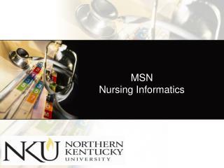 MSN  Nursing Informatics