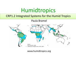 Humidtropics CRP1.2 Integrated Systems for the Humid Tropics