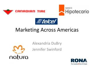 Marketing Across Americas