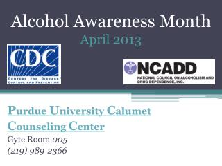 Alcohol Awareness Month April 2013