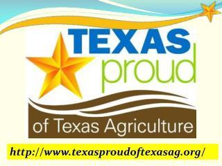 http:// www.texasproudoftexasag.org /
