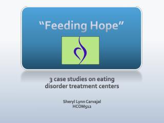 """""""Feeding Hope"""""""