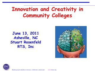 Innovation and Creativity in Community Colleges