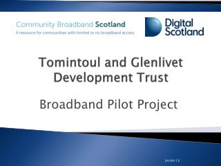 Tomintoul and Glenlivet Development Trust