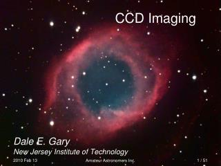 CCD Imaging