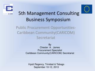 5th Management Consulting Business Symposium