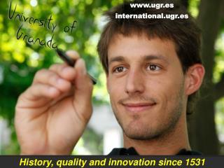 www.ugr.es international.ugr.es