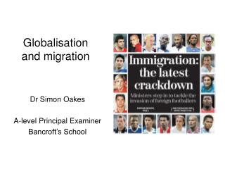 Globalisation and migration